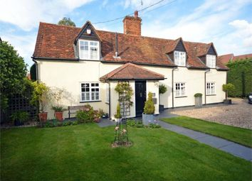 Thumbnail 4 bedroom detached house for sale in Dunmow Road, Takeley, Bishop's Stortford