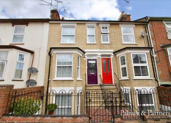 3 bed town house for sale in Cemetery Road, Ipswich IP4