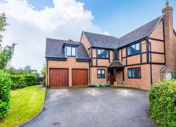 Thumbnail 5 bed detached house for sale in Waine Close, Buckingham
