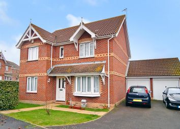 Thumbnail 4 bed detached house for sale in Middleham Way, Eastbourne