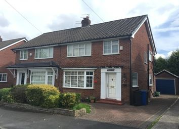 Thumbnail 3 bed property to rent in Ashley Drive, Bramhall, Stockport