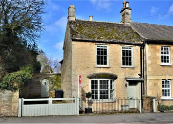 Thumbnail 3 bed cottage for sale in Stamford Road, Easton On The Hill, Stamford