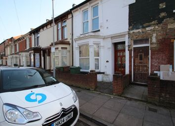 Thumbnail 4 bed terraced house to rent in Bradford Road, Southsea