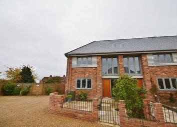 Thumbnail 3 bedroom end terrace house to rent in Glebe Court, Snape, Saxmundham
