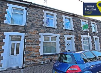 Thumbnail 5 bedroom terraced house to rent in Queen Street, Treforest