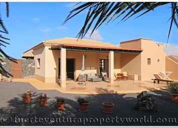 Thumbnail 3 bed villa for sale in Villaverde, Fuerteventura, Canary Islands, Spain