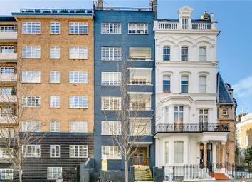 Thumbnail 3 bed flat to rent in Vicarage Gate, Kensington, London