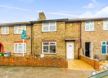 Thumbnail 3 bedroom terraced house for sale in Godbold Road, West Ham