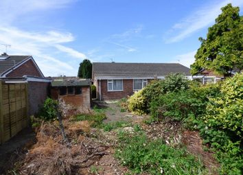 Thumbnail 3 bed bungalow for sale in Cormorant Close, Worle, Weston-Super-Mare
