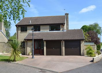 Thumbnail 4 bed detached house for sale in Grange End, Midsomer Norton, Radstock