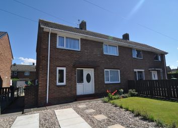Thumbnail 3 bed semi-detached house to rent in Moorside, Spennymoor