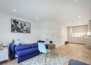 Thumbnail 1 bed flat to rent in Castleton Apartments, Beaufort Park, Colindale