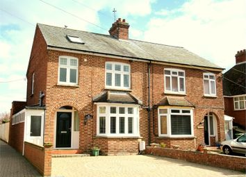 Thumbnail 2 bed semi-detached house for sale in Kings Lane, St. Neots