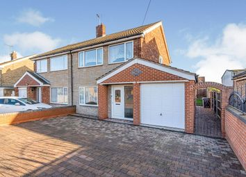 Thumbnail 3 bed semi-detached house to rent in Cherry Tree Drive, Dunscroft, Doncaster