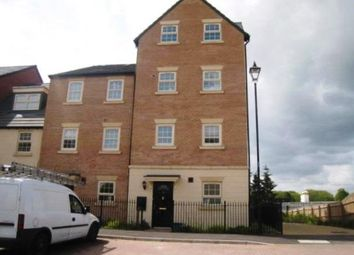 Thumbnail 1 bed flat to rent in Comelybank Drive, Mexborough