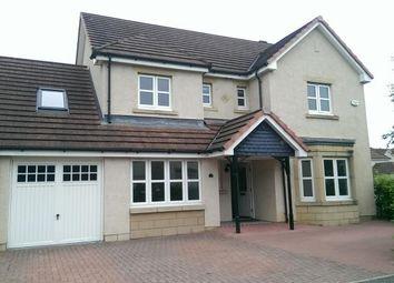 Thumbnail 4 bedroom detached house to rent in Buie Brae, Kirkliston