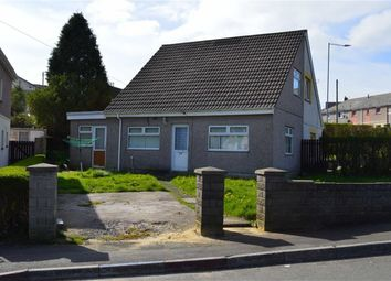 Thumbnail 2 bed semi-detached house for sale in Tegid Road, Swansea