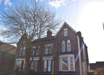 Thumbnail 1 bedroom flat to rent in Kingsland Road, Tranmere, Birkenhead