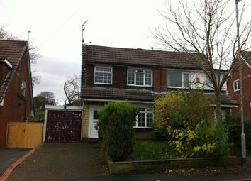 Thumbnail 3 bed semi-detached house to rent in Southwood Drive, Accrington