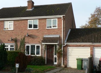 Thumbnail 3 bed property to rent in Post Office Close, Lingwood, Norwich