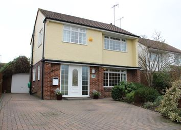 Thumbnail 4 bed detached house for sale in Western Road, Sompting, Lancing