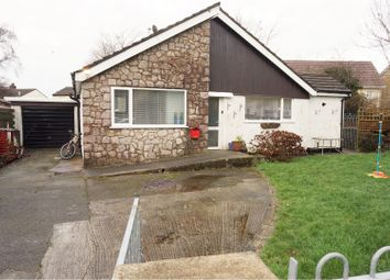 Thumbnail 4 bed bungalow for sale in Garth Drive, Gaerwen