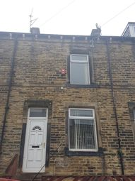 Thumbnail 2 bedroom terraced house to rent in Halton Street, Bradford