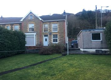 Thumbnail 3 bedroom semi-detached house for sale in Pantyffynnon Terrace, Godrergraig, Swansea.