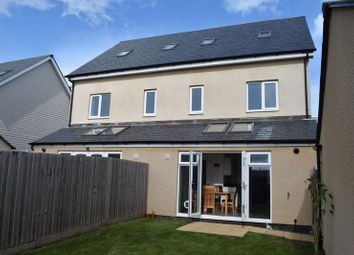 3 bed semi-detached house for sale in Heritage Way, Brixham TQ5
