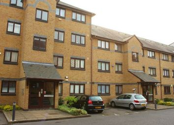 Thumbnail 2 bed flat to rent in Tyndal Court, Transom Square, Westferry Road, London