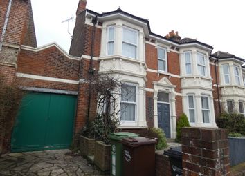 Thumbnail 4 bed terraced house to rent in Festing Road, Southsea