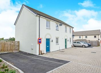 Thumbnail 3 bed property to rent in Penscowen Road, Camborne