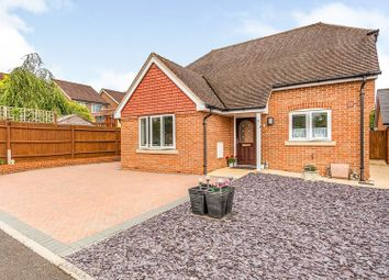 Thumbnail 2 bed detached bungalow for sale in Windermere Close, Woodley, Reading