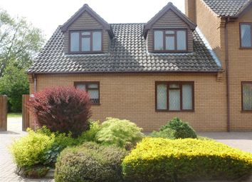 Thumbnail 2 bed property to rent in Fitton End Road, Gorefield, Wisbech