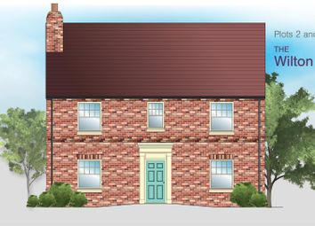 Thumbnail 5 bed detached house for sale in Woldgate Pastures, East End, Kilham