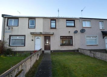 Thumbnail 3 bed terraced house to rent in Darg Road, Stevenston