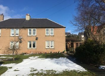 Thumbnail 2 bed flat to rent in Summerfield, Earlston