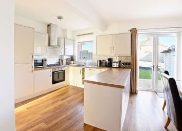 Thumbnail 3 bedroom detached house for sale in Dale Road, Oakdale, Poole BH15.