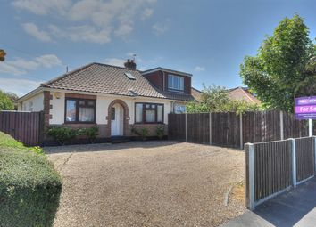 Thumbnail 4 bedroom semi-detached bungalow for sale in St. Williams Way, Norwich