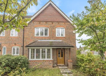 4 bed terraced house for sale in Langley Avenue, Worcester Park KT4