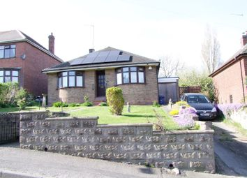 Thumbnail 2 bed detached bungalow for sale in Lower Outwoods Road, Burton-On-Trent