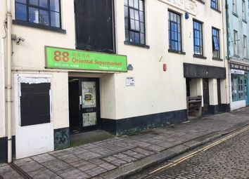 Thumbnail Retail premises to let in 21/22 The Parade, The Barbican, Plymouth, Devon