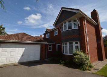 4 bed detached house for sale in Berrybrook Meadow, Exminster, Exeter, Devon EX6