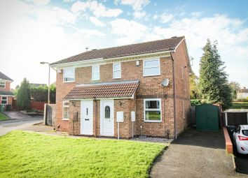 Thumbnail 2 bed semi-detached house for sale in Somerford Way, Coseley, Bilston