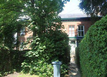 Thumbnail 4 bedroom terraced house for sale in Park Avenue, Rushford Park, Manchester