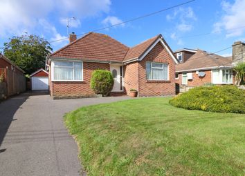 Thumbnail 3 bed detached bungalow for sale in Hobb Lane, Hedge End, Southampton