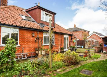 3 bed detached bungalow for sale in Loddon Road, Ditchingham, Bungay NR35