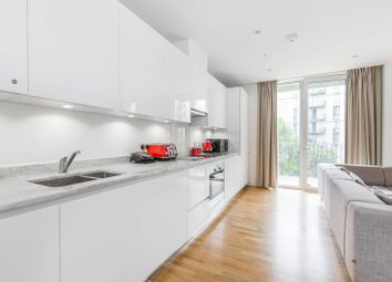 Thumbnail 2 bed flat for sale in Napa Close, London