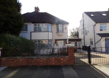 Thumbnail 4 bed semi-detached house for sale in Sandringham Gardens, North Finchley, ., London