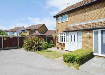 Thumbnail 2 bedroom semi-detached house for sale in Torrington, Shoeburyness, Essex